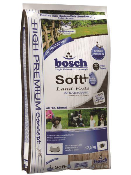 bosch soft land ente kartoffel hundefutter 12 5 kg ebay. Black Bedroom Furniture Sets. Home Design Ideas